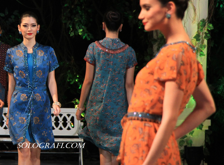 Batik Keris, salah satu ikon fenomenal batik tradisional Solo ...