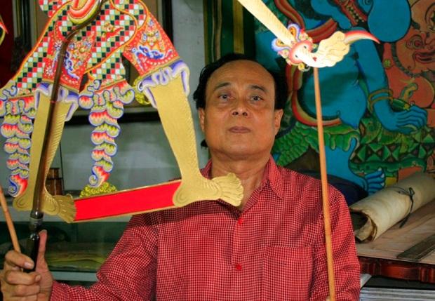 KRT Sihhanto (Foto: Ganug Nugroho Adi/solografi)