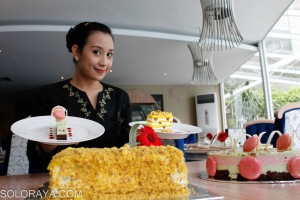 Cake of The Month The Sunan Hotel