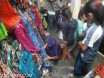 Suasana jual-beli di Pasar Klewer (Zezen)