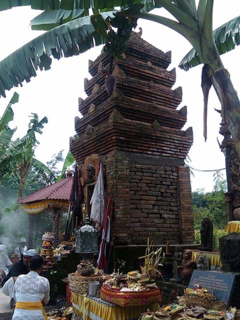 Ruwat Nagari Majapahit. (Facebook/Nanta Seta)