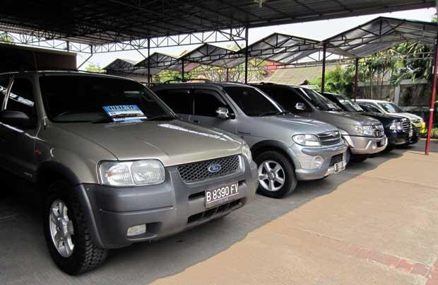 Harga mobil bekas di solo