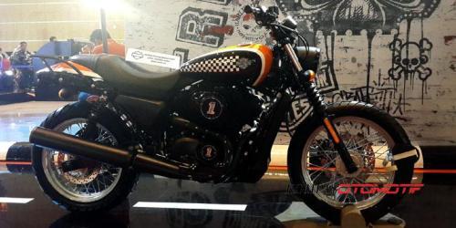Harley-Davidson-Street-500-modif-tracker-