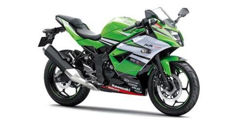 Kawasaki Ninja RR Mono WSBK