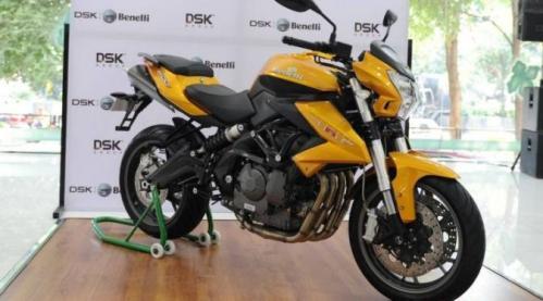Sportbike TNT 600i