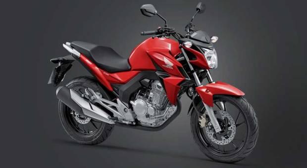 All New Honda CB Twister 250