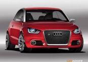 Audi model A1