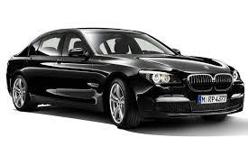 BMW Seri 7 2016