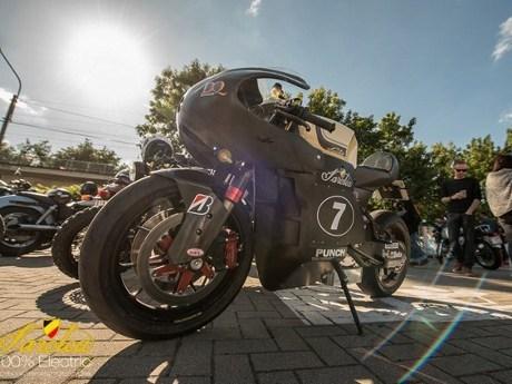 Sarolea bike