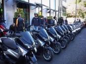 Skutik Yamaha NMAX di Portugal