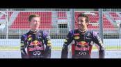 David Ricciardo - Daniil Kvyat