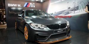 BMW M4 GTS SE