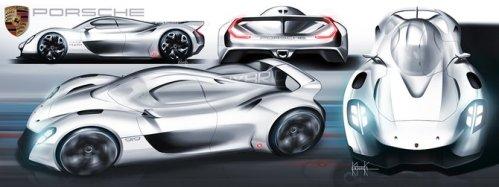 desain Porsche