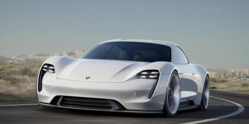 Mobil listrik Porsche