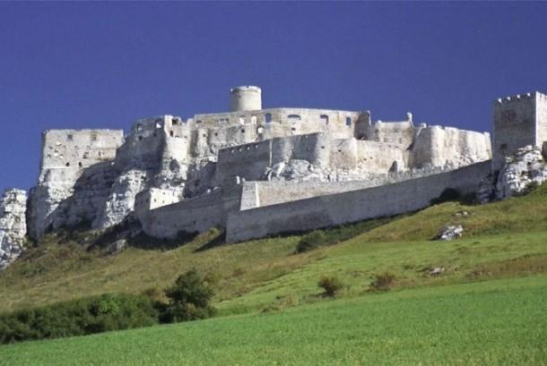 Kastil spis