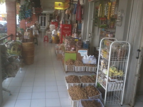 Pasar Jamu Nguter