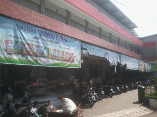 Pasar Jamu Nguter_