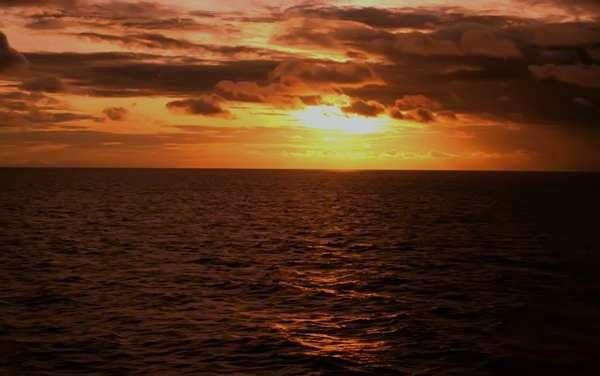 Pulau-Sipora sunset