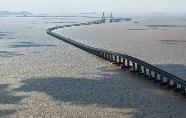 Jembatan danyang kunshan grand bridge