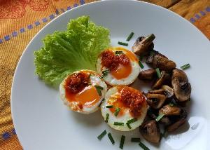 telur-dan-jamur