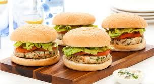 Burger keju_